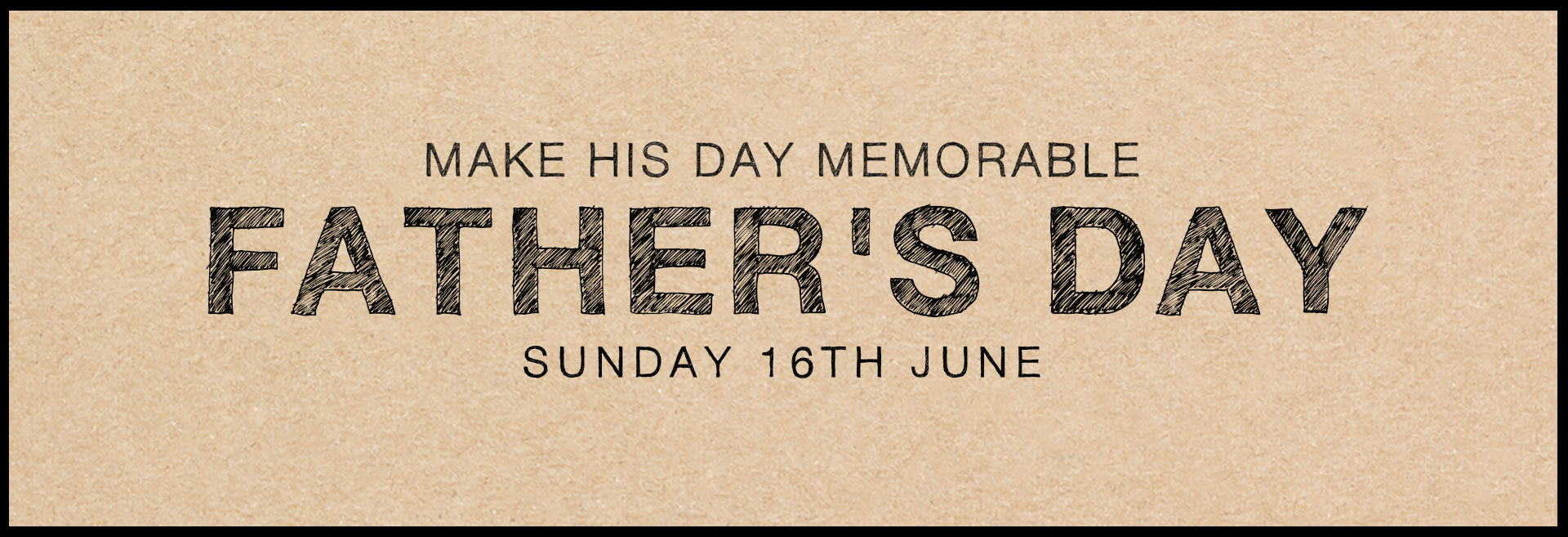 Father's Day at The Gipsy Moth