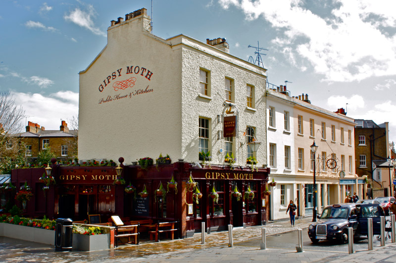 Pub in Greenwich